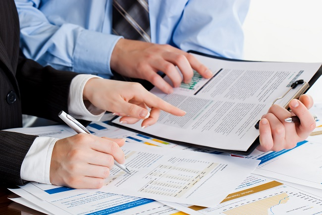 Accounting services and advice