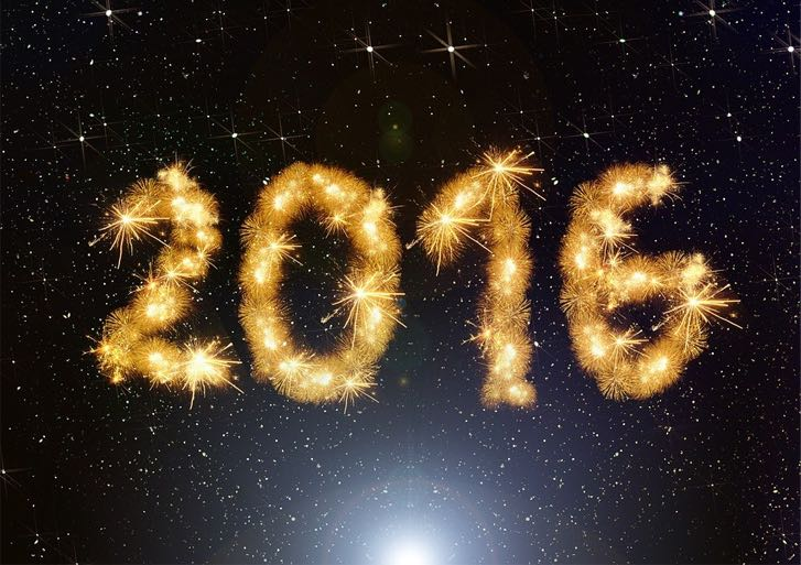 2016 new year's business resolutions