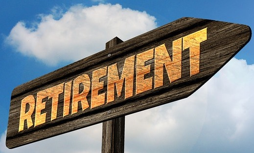 Heading for retirement?